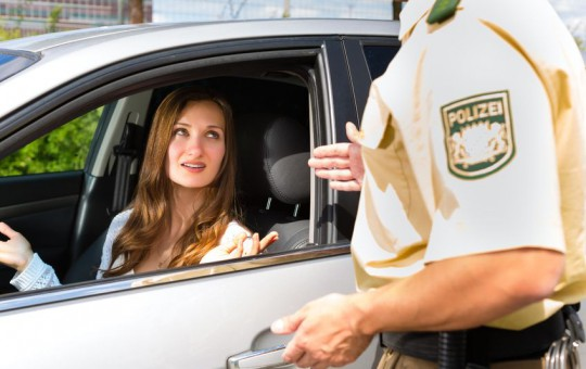 Driving Charge Brisbane